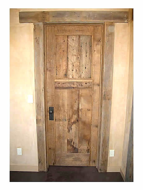 Inner doors cottage style boarded oak internal doors are popular for both traditional and for Antique looking interior doors