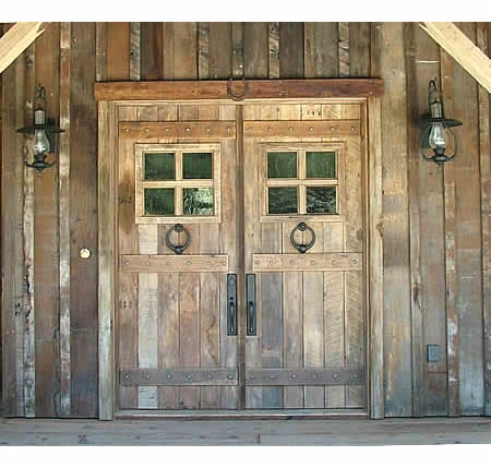 Antique Exterior Door : Billyandikes.com